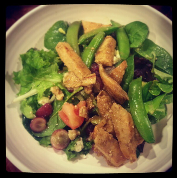 The Lilly House Salad