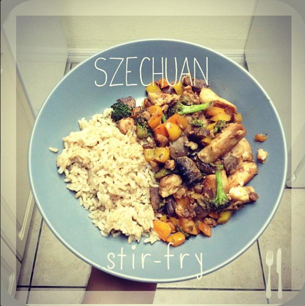Szechuan Stir-Fry